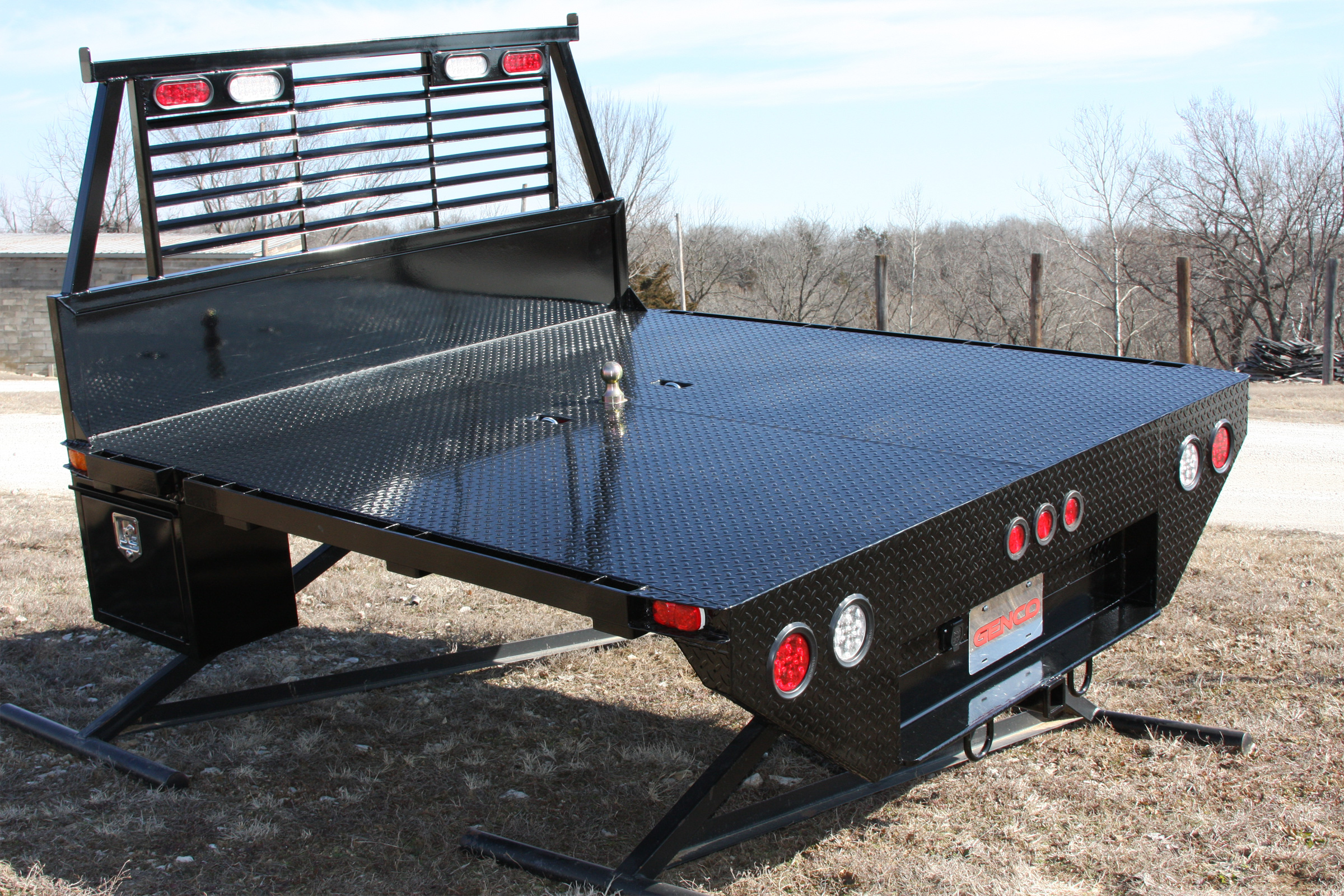 Genco Sporting Truck Bed Genco Manufacturing